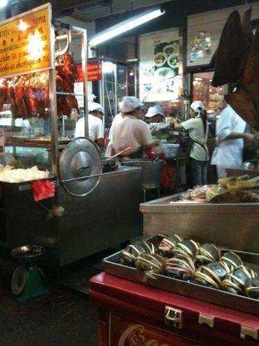 中華街で食べたフカヒレスープが絶品